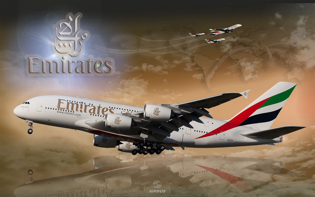 Khái quát hãng hàng không Emirates Airlines