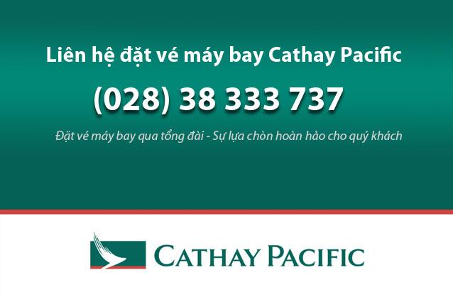 Hotline tổng đài điện thoại cathay pacific