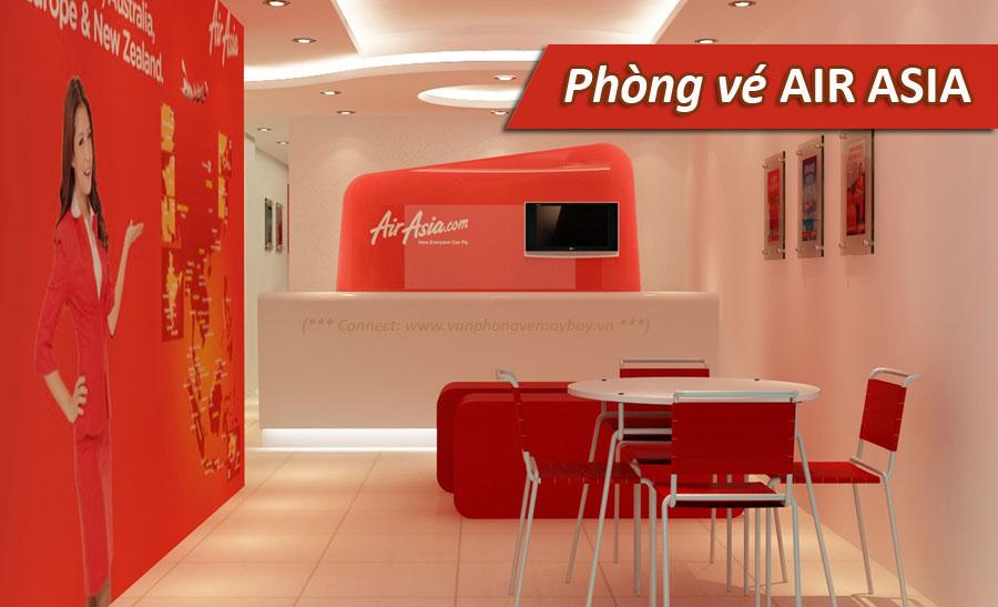 Phòng vé Air Asia Office