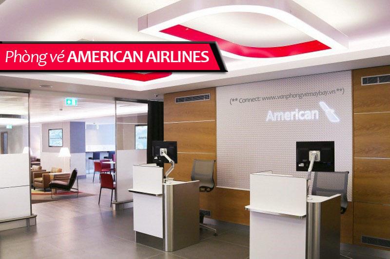 Phòng vé American Airlines
