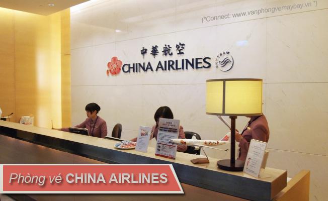 Phòng vé China Airlines