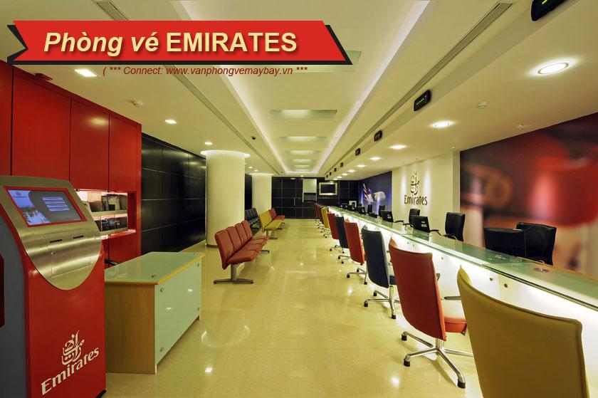 Phòng vé Emirates