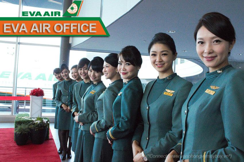 Phòng vé Eva Air Việt Nam