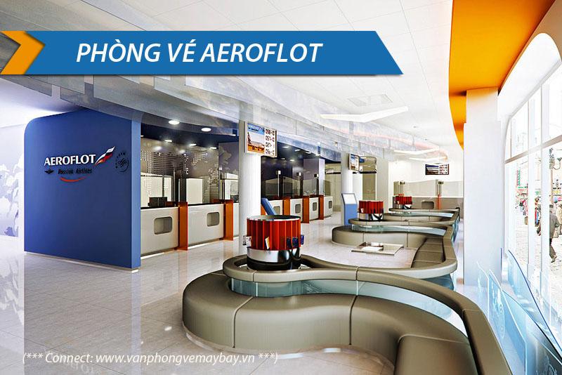 Phòng vé hãng Aeroflot
