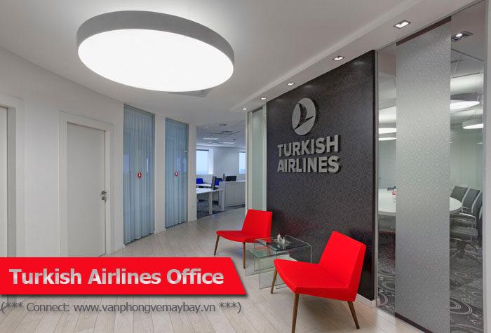 Phòng vé turkish Airlines