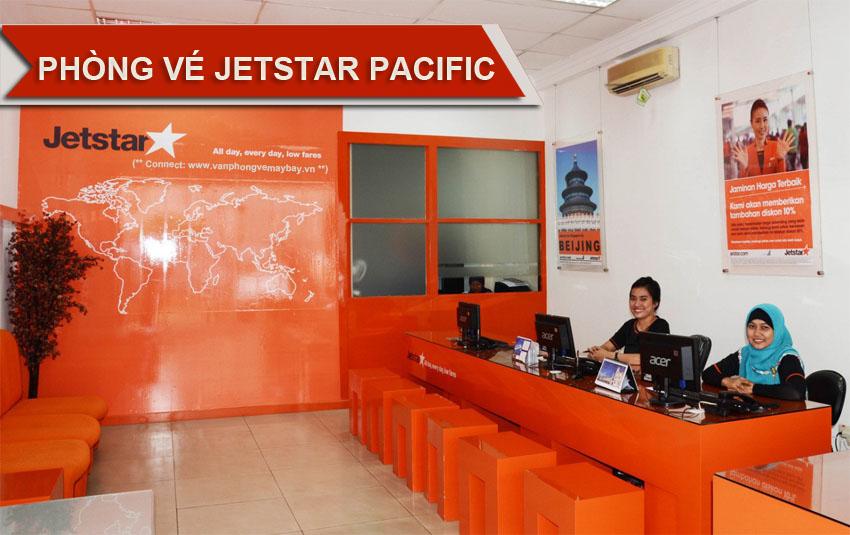 Phòng vé Jetstar Pacific