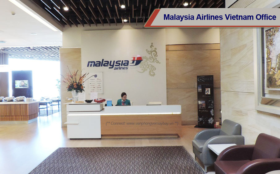 Phòng vé Malaysia Airlines