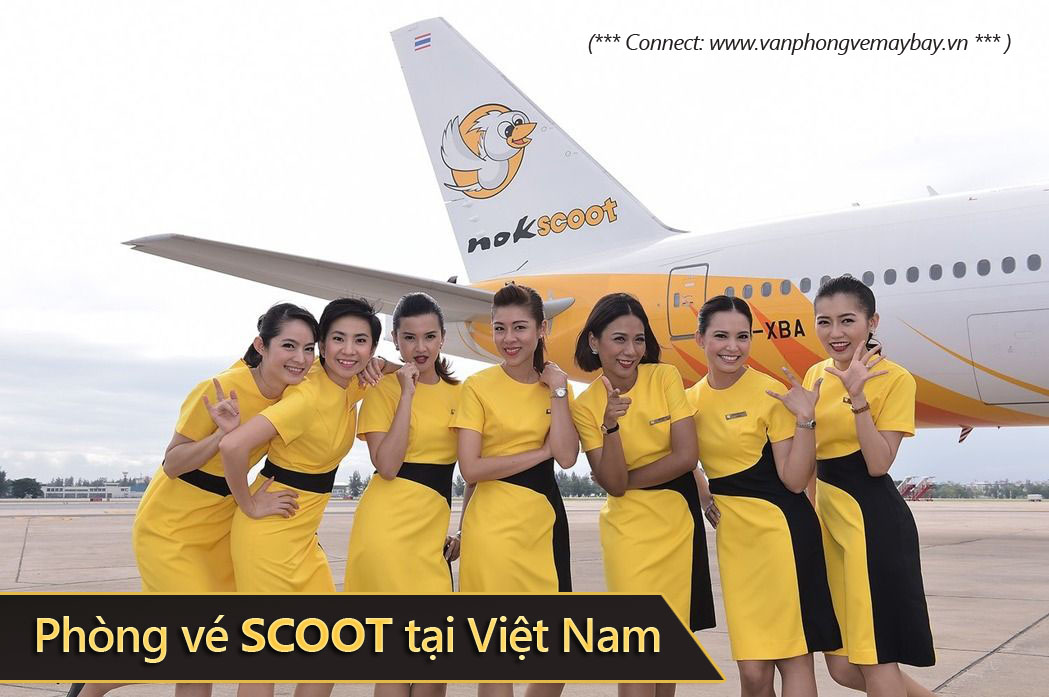 Phòng vé Scoot tại Việt Nam