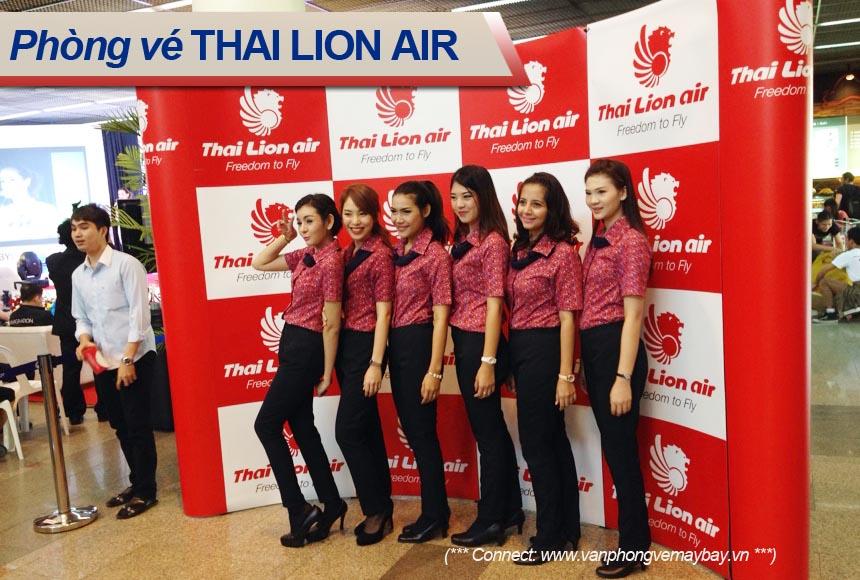 Phòng vé Thai Lion air Việt Nam