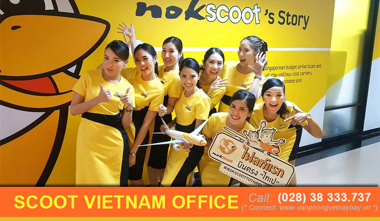 Scoot Vietnam Office