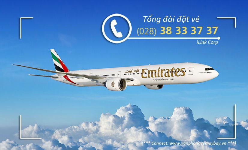 Số điện thoại tổng đài emirates
