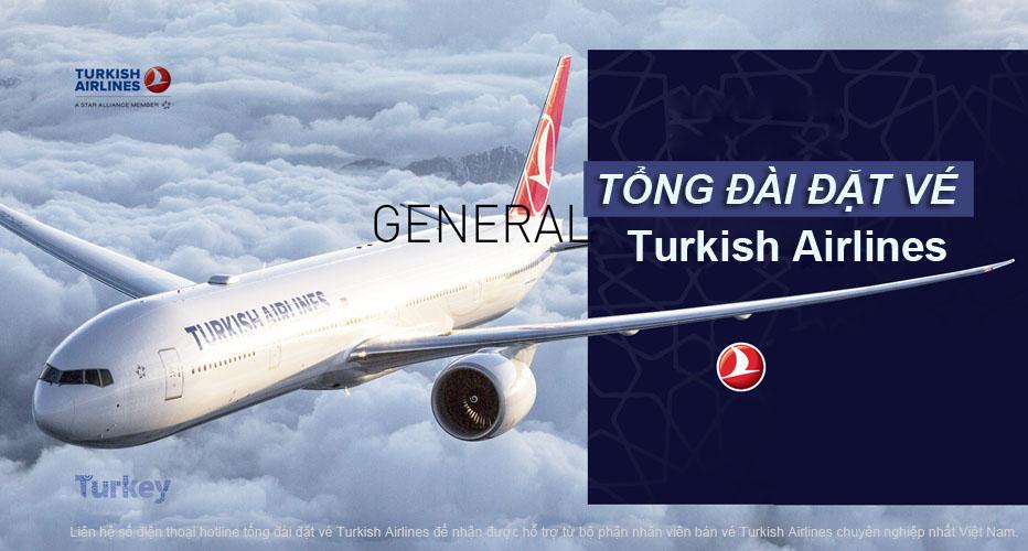 Số điện thoại tổng đài Turkish Airlines