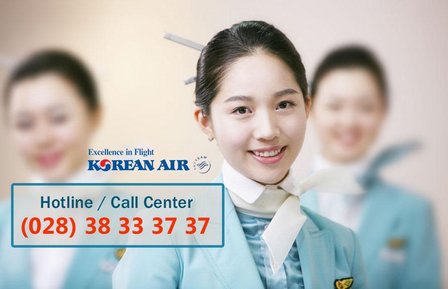 số điện thoại tổng đài korena air