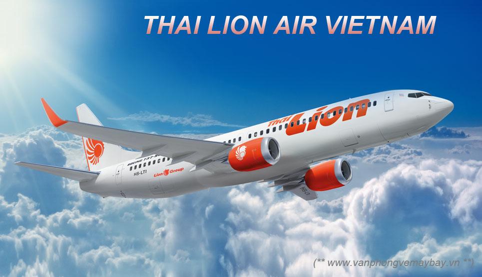 Hãng hàng không giá rẻ Thai Lion Air