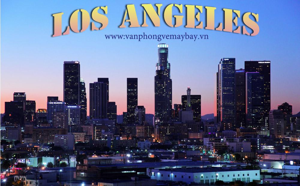 Vé máy bay đi Los Angeles (Mỹ) giá rẻ