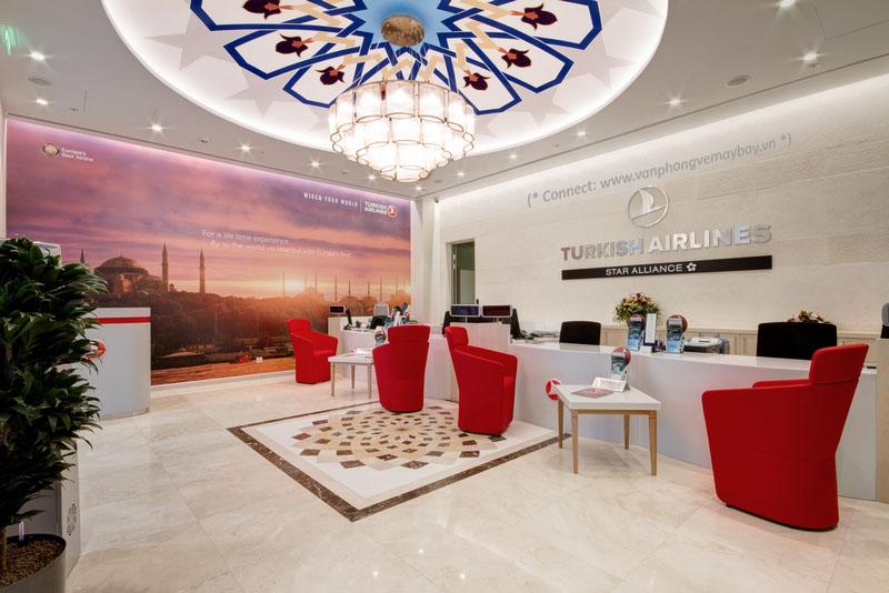 Turkish Airlines Vietnam Office