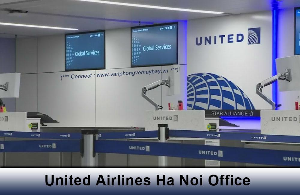 Văn phòng United Airlines tại Hà Nội