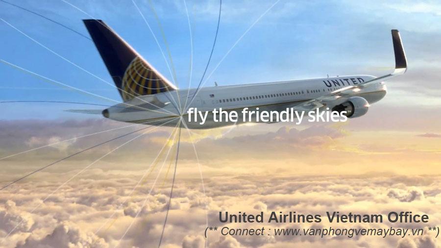 United Airlines Vietnam