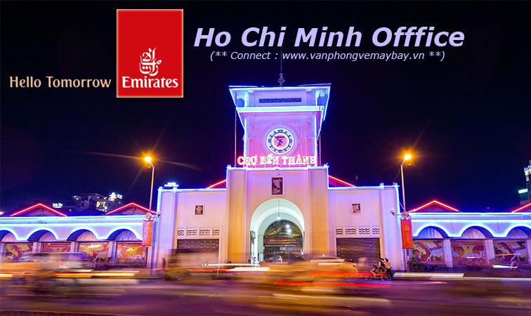Văn phòng Emirates tại TP Hồ Chí Minh