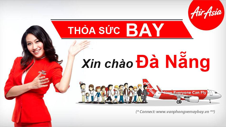 Văn phòng Air Asia Đà Nẵng