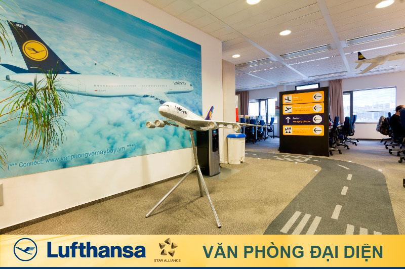 Văn phòng Lufthansa Office