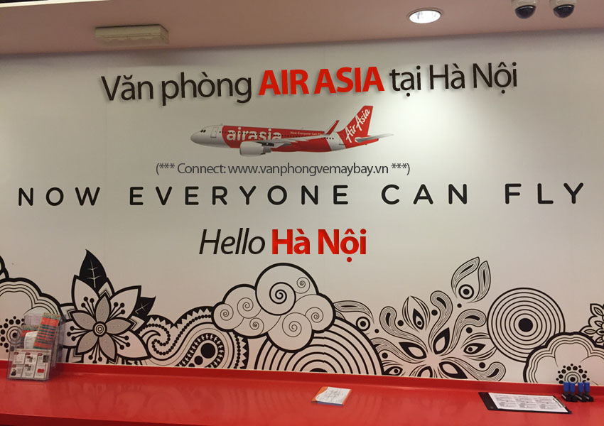 Air Asia Ha Noi Office