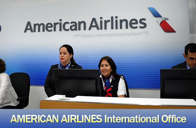 Văn phòng American Airlines