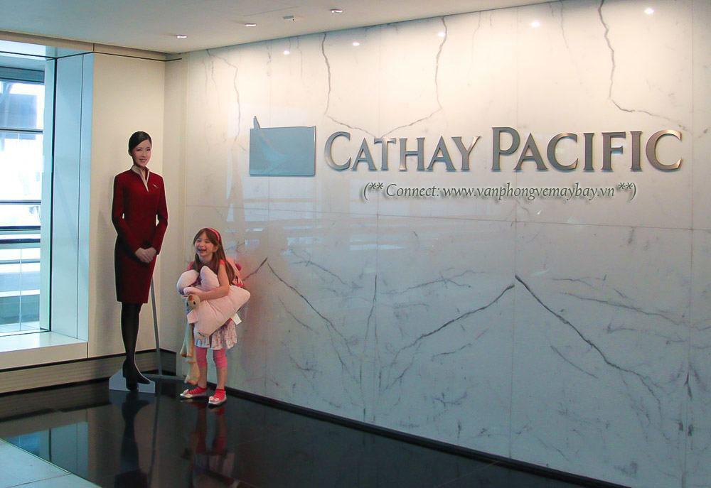 Văn phòng Cathay Pacific tại TP Hồ Chí Minh