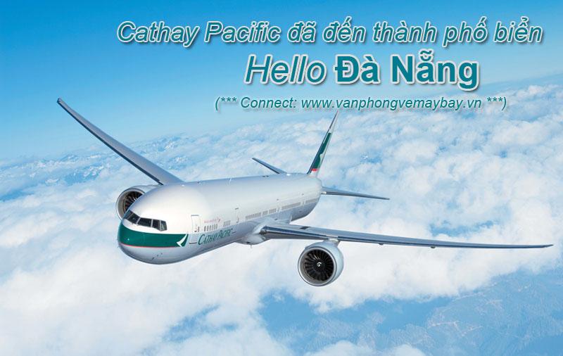 Văn phòng Cathay Pacific tại Đà Nẵng
