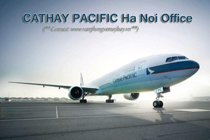 Văn phòng Cathay Pacific tại Hà Nội