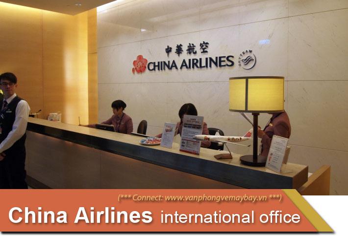 Văn phòng China Airlines