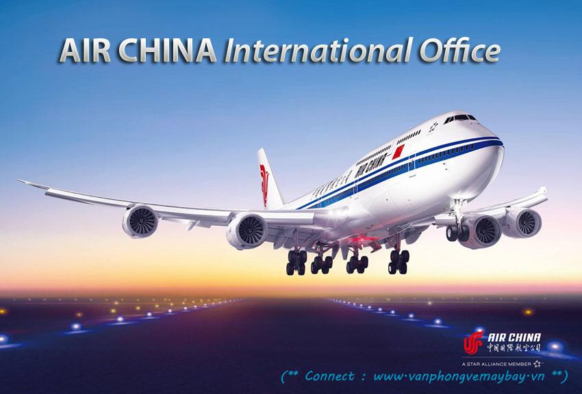 Văn phòng đại diện Air China