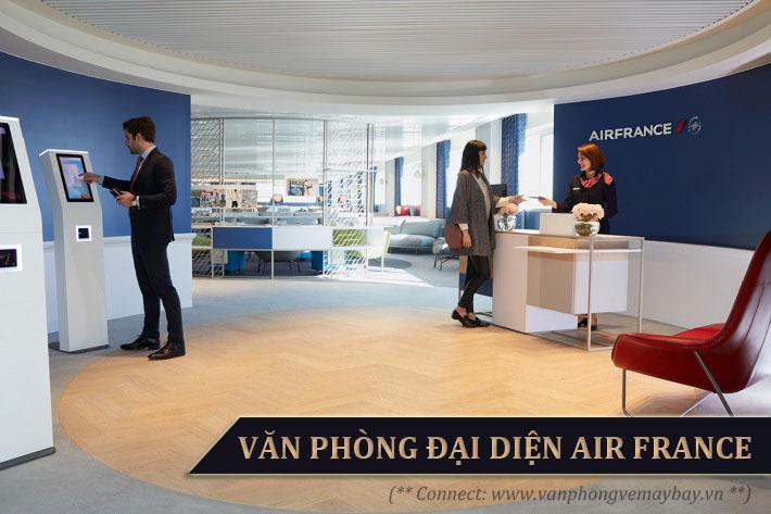 Văn phòng đại diện Air France
