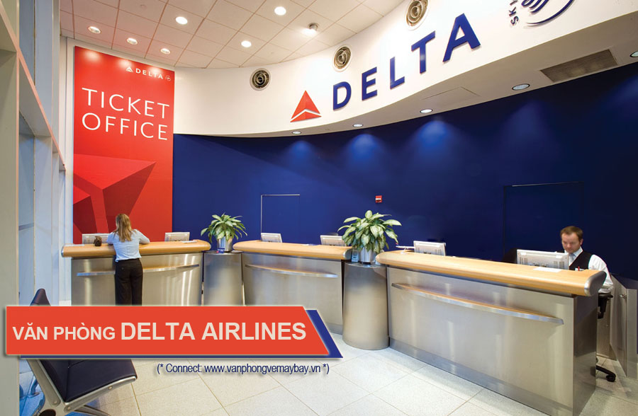 Delta Airlines Office