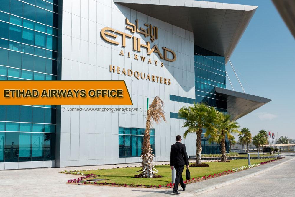 Văn phòng Etihad Airways