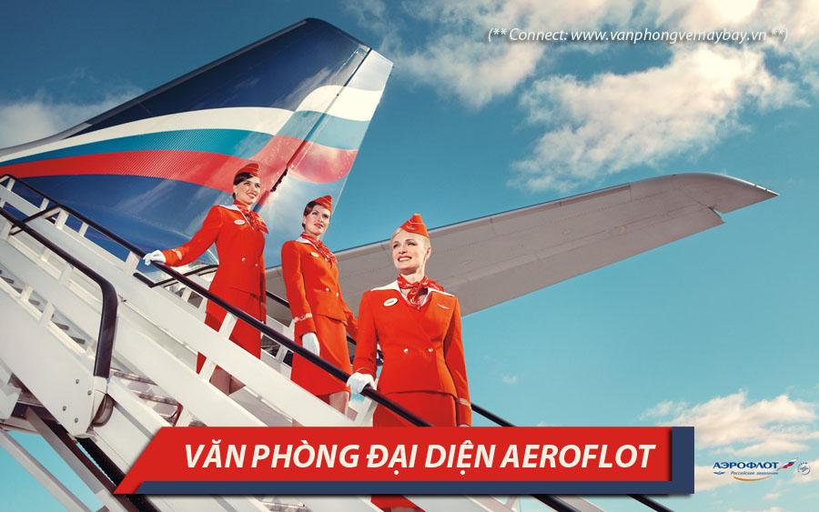 Văn phòng hãng Aeroflot
