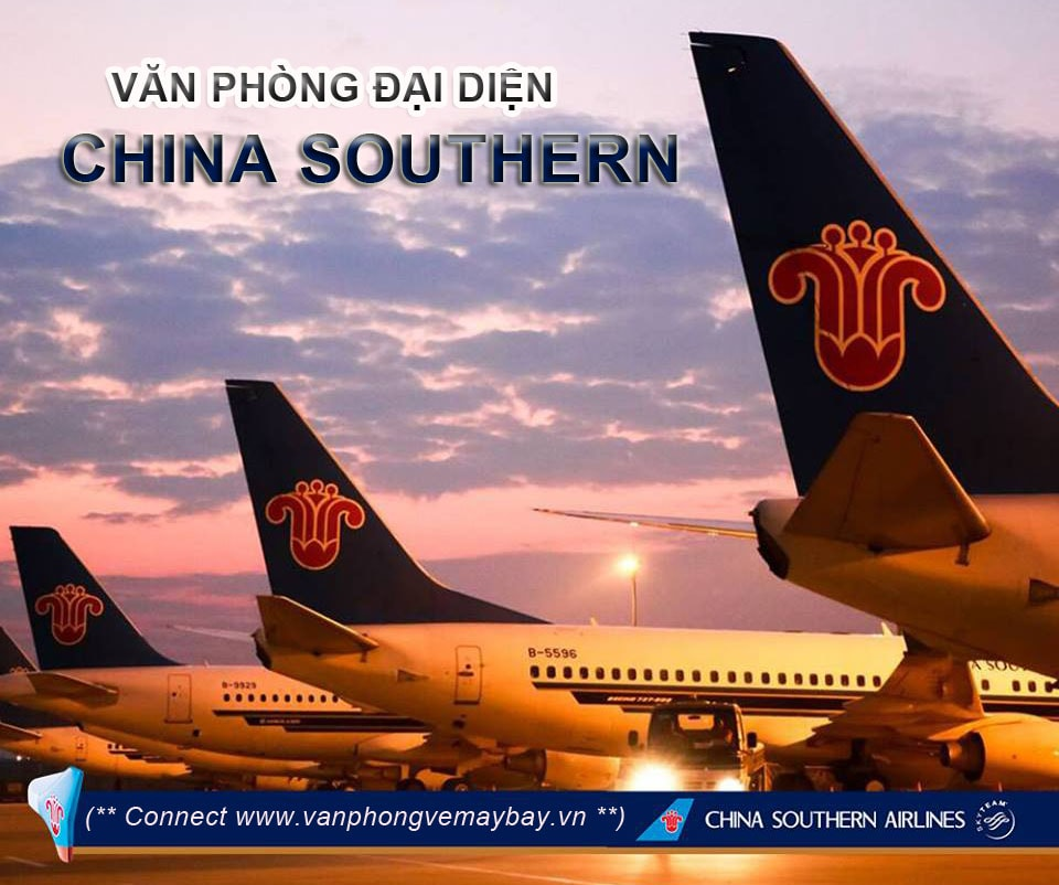 Văn phòng đại diện hãng China Southern Airlines