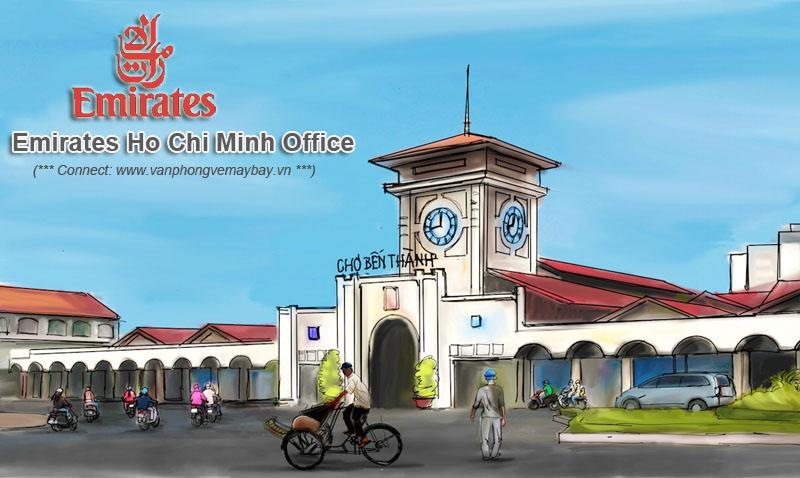 Văn phòng đại diện hãng Emirates tại Việt Nam