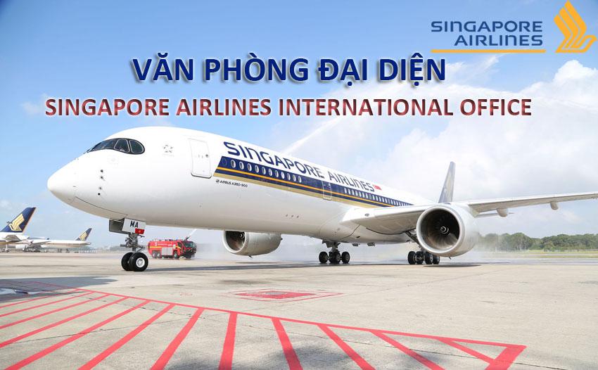 Văn phòng đại diện hãng Singapore Airlines