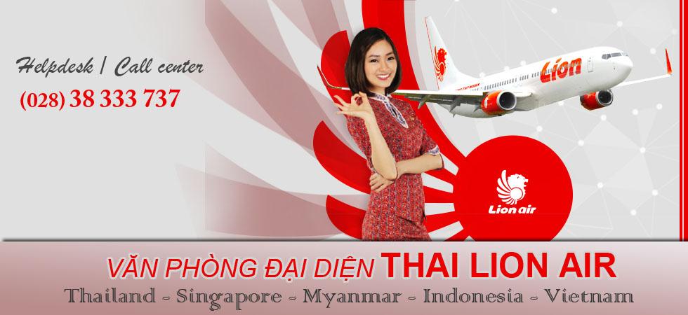 Văn phòng đại diện Thai Lion Air