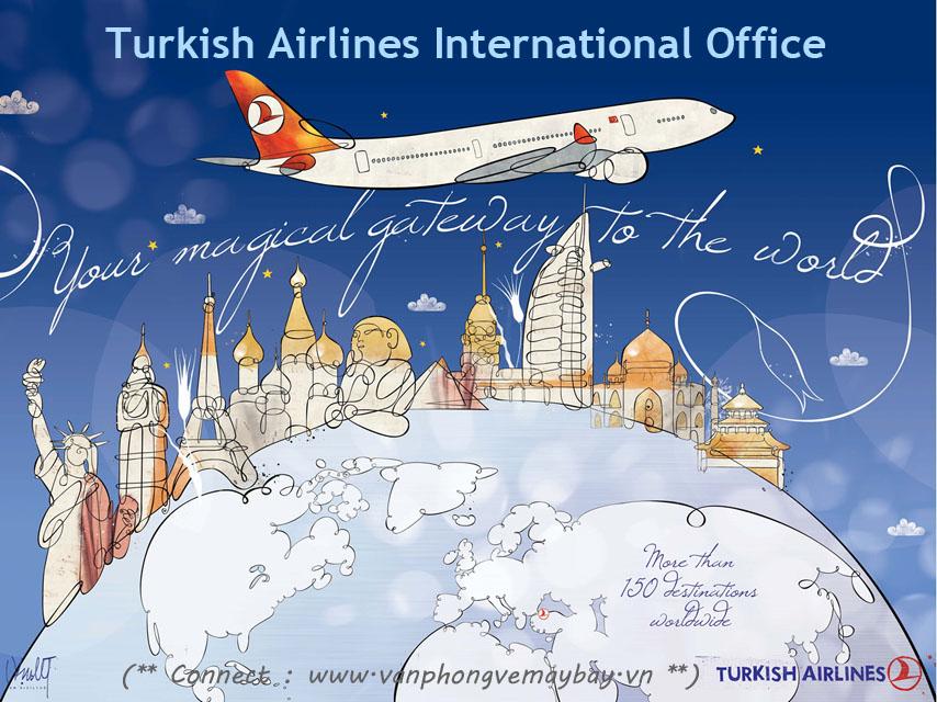 Văn phòng đại diện Turkish Airlines