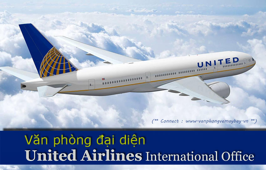 Văn phòng đại diện hãng United Airlines