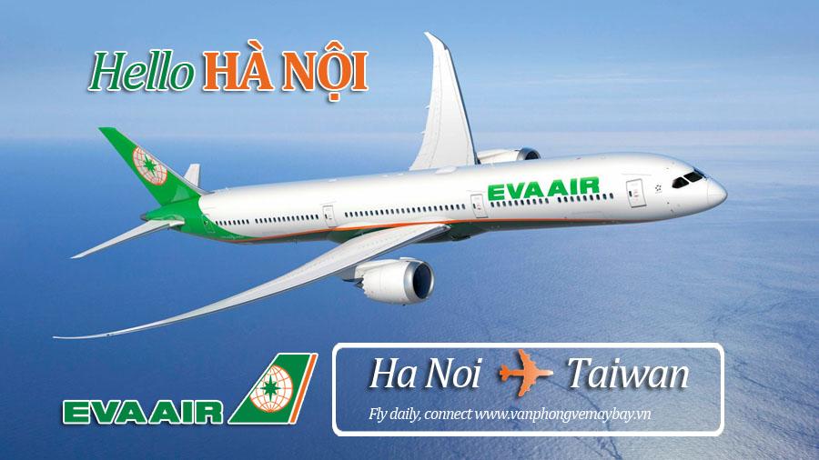Văn phòng Eva Air Hà Nội