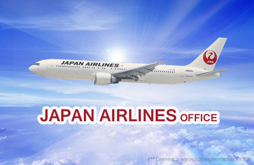 Văn phòng đại diệnJapan Airlines
