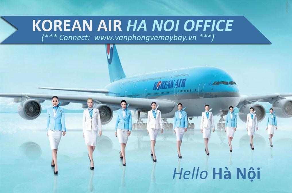Văn phòng Korean Air Hà Nội