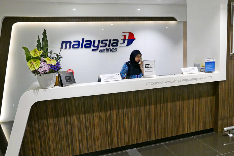 Malaysia Airlines Office