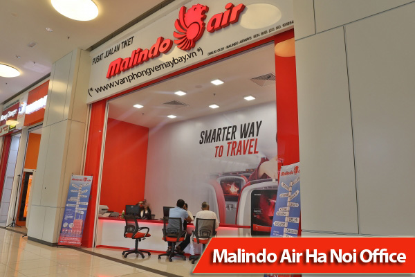 Malindo Air Ha Noi Office