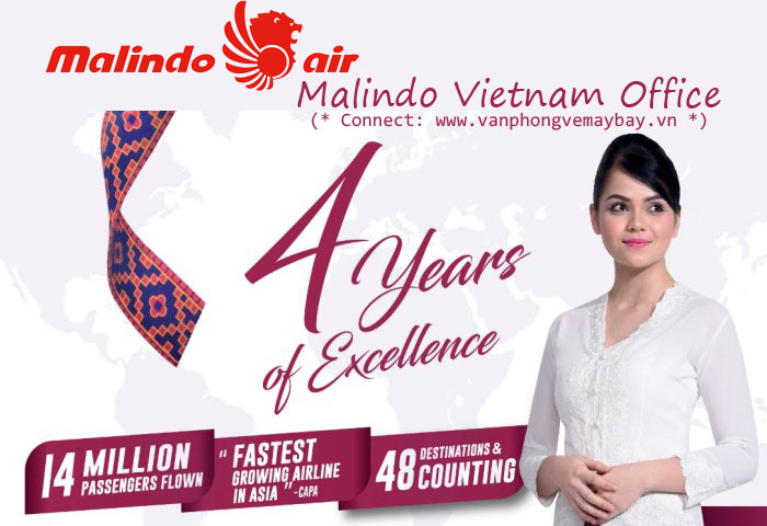 Văn phòng Malindo Air