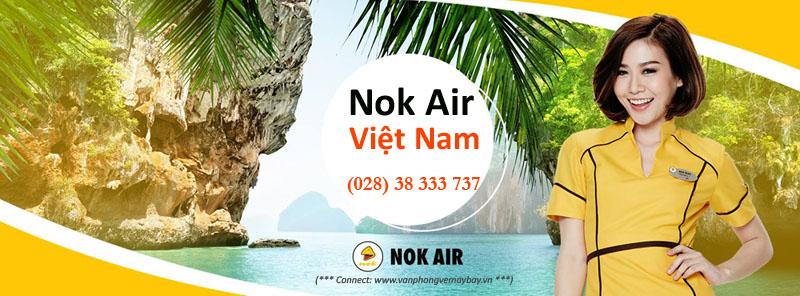 Văn phòng đại diện Nok Air