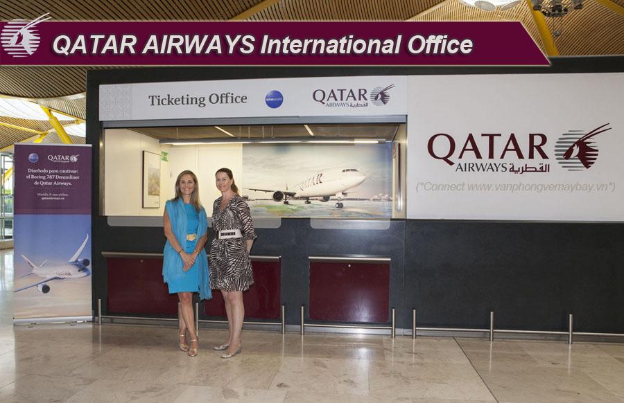 Văn phòng đại diện hãng Qatar Airways
